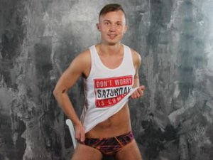 Webcam sex gay de AlexisHugeDi