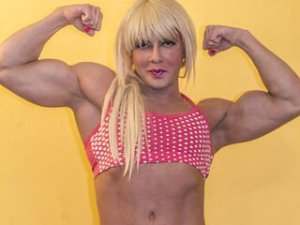 Webcam sex de AliceMuscle