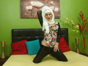 Webcam sex arabe beurette de AmiiraMuslim