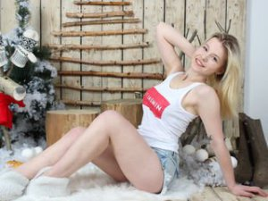 Blonde Webcam Sex von BeautyBlondy1