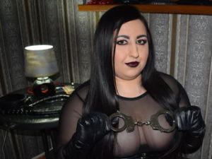 Webcam sex de BizzarBBWGoddess