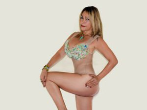 Webcam sex mature et mûre de Blondiebrown