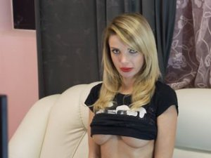 Webcam sex blonde de ChloeJackson