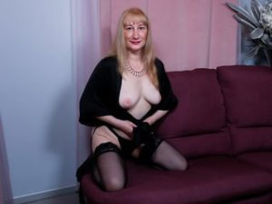 Webcam sex mature et mûre de EmmaHeaven