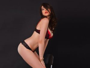 Webcam sex brunette de JasminNicolle