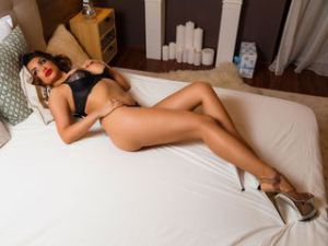 Webcam sex de Karlina