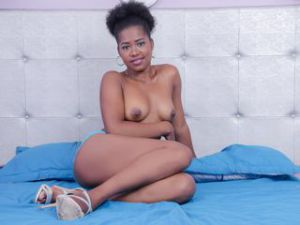 Webcam sex black africaine de KatherinNoir