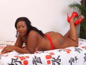 Webcam sex black africaine de MilyBrown