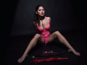 Webcam Asian Vrouw sex met MissLinLace