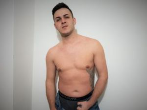 Webcam sex gay de MitchJames