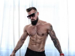 Webcam sex de Musclerap