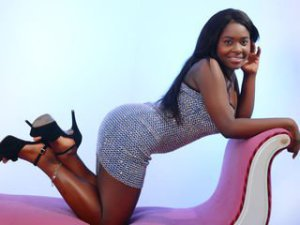 Webcam sex black africaine de NatashaJo