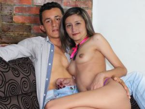 Webcam sex couple de Rronalldandjanne