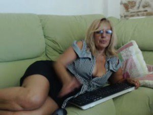 Webcam sex de Rubiadeluxe