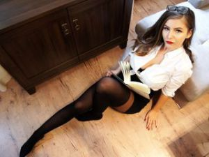 Webcam sex femme - Cam girl de SandyFlirt